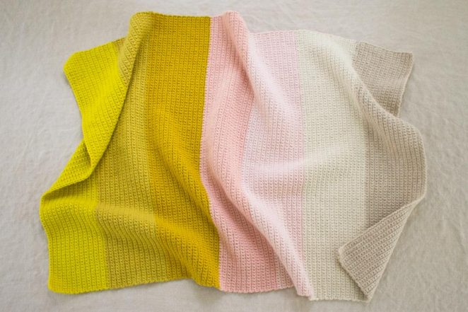 18 Free Crochet Baby Blanket Patterns. Need a gift for your next baby shower? Try one of these FREE baby blankie patterns to crochet for boys and girls.   TLYCBlog.com