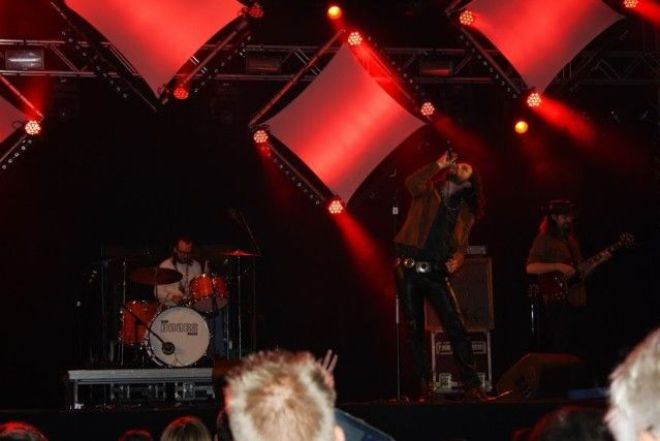 The Doors Alive op Reuring 2014 - Come on baby, light my fire!