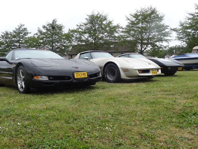 American muscle cars bij USA2DAY in Purmerend