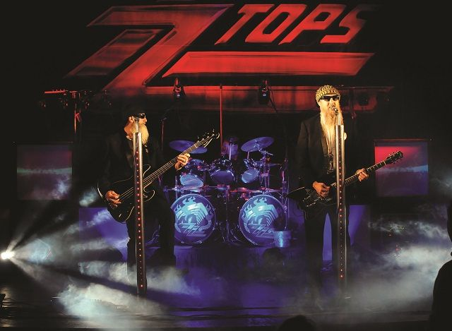 the zz tops in P3 Purmerend