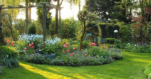 tuin in purmerend
