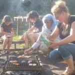 American bbq barbecue in Purmerend Kinderparadijs