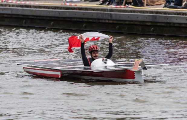 Solar Boat Race Purmerend 5