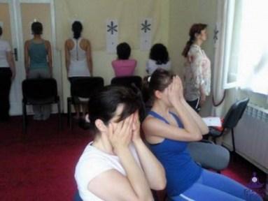 Yoga vederii si a ochilor