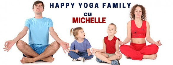 Happy Yoga Family