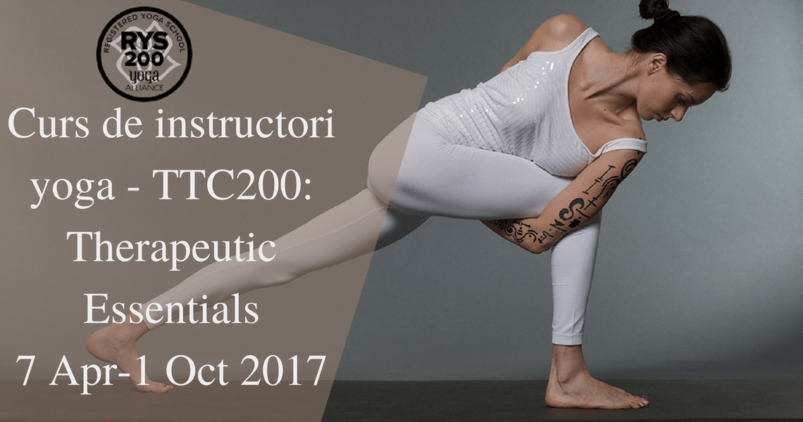 Yoga Teacher Training Therapeutic Essentials TTC200 - PURNA Yoga Academy