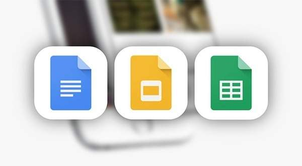 Google Docs, Sheets y Slides comienzan a recibir el rediseño de Material Theme
