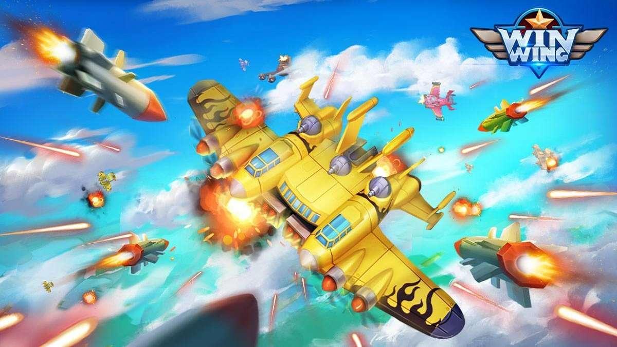 'WinWing' llega a Google Play: ya está disponible gratis un nuevo juego de aviones, naves y disparos