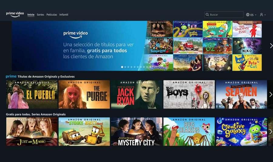 Estrenos en Amazon Prime Video para Octubre 2020