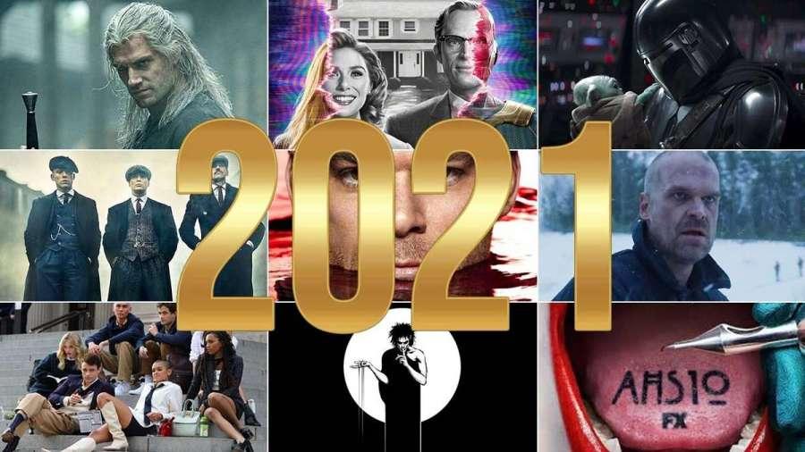 Las series que veremos pronto en este año 2021