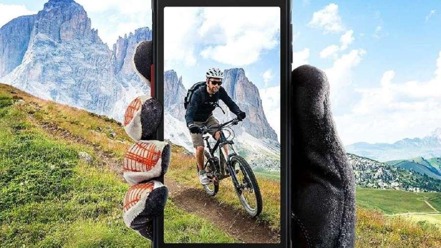 El Galaxy XCover 5 de Samsung es su nuevo teléfono inteligente resistente