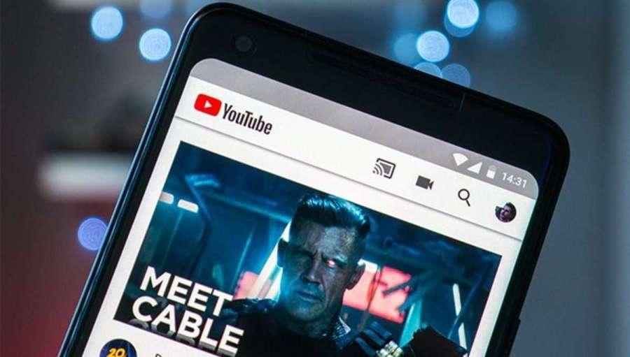 YouTube para Android: Como enlazar un capítulo al compartir el enlace de un vídeo
