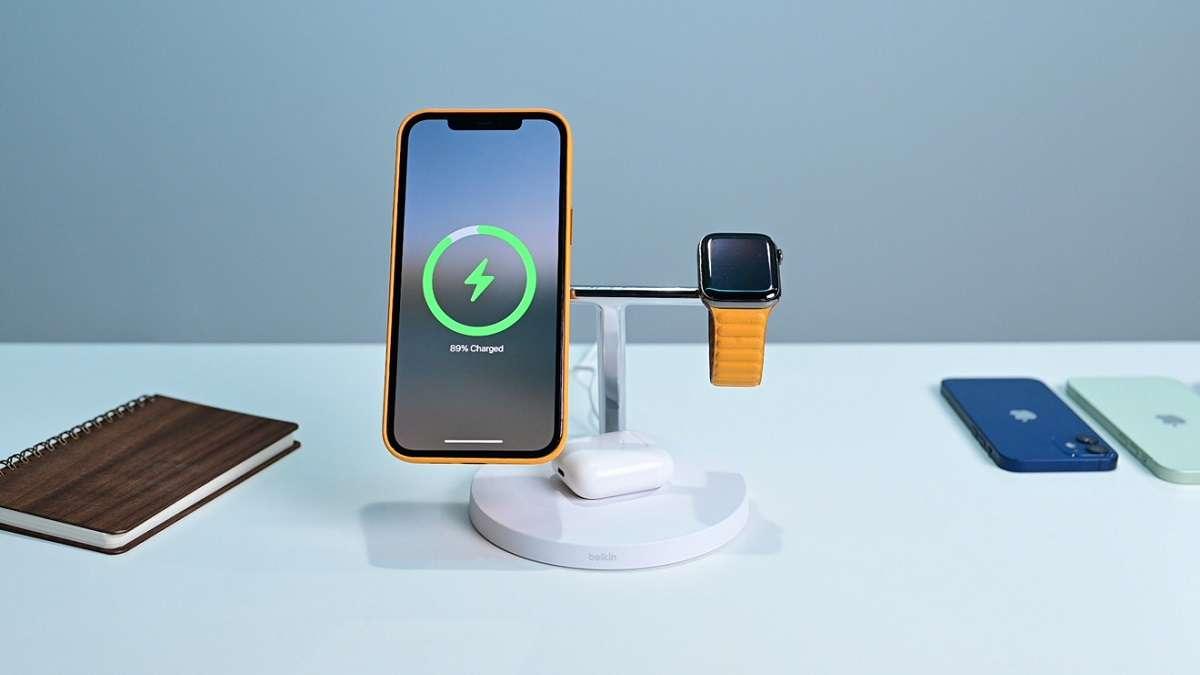 Cargar dispositivos sin cables, ¿qué es MagSafe?
