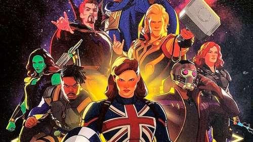 Lo que sabemos de la Serie: «What If…?: Marvel da un giro a las realidades al UCM