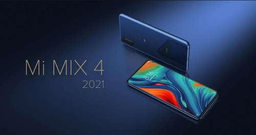 Xiaomi Mi Mix 4 promete una cámara selfie invisible antes del lanzamiento del 10 de agosto
