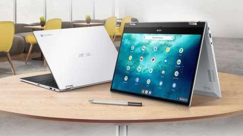 Revisión de ASUS Chromebook Flip C536: pantalla grande, pequeños defectos