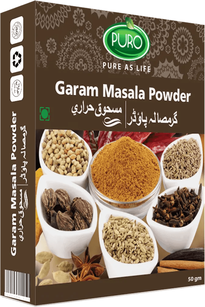 Puro Food Garam Masala Powder
