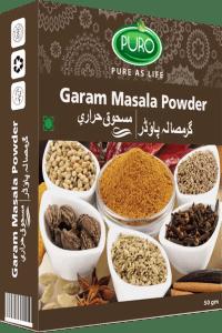 Puro Food Garam Masala Powder
