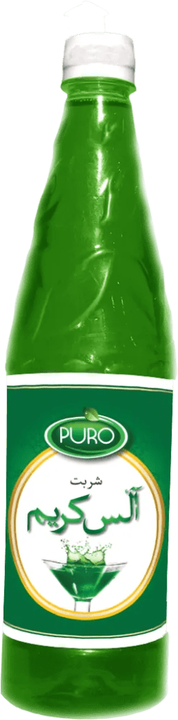 Puro Food ICE CREAM SHARBAT