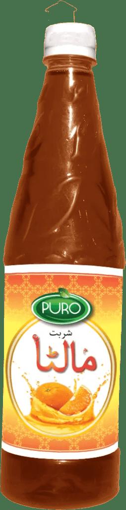 Puro Food SHARBAT E MALTA