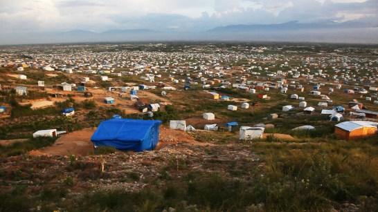 haiti camps