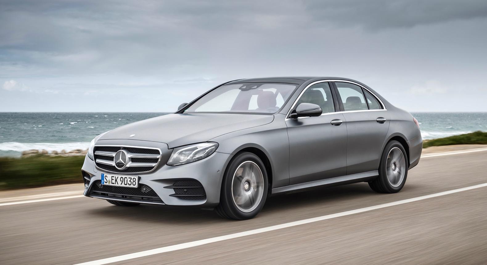 Prueba De Manejo Mercedes Benz Sedan Clase E Puros Autos