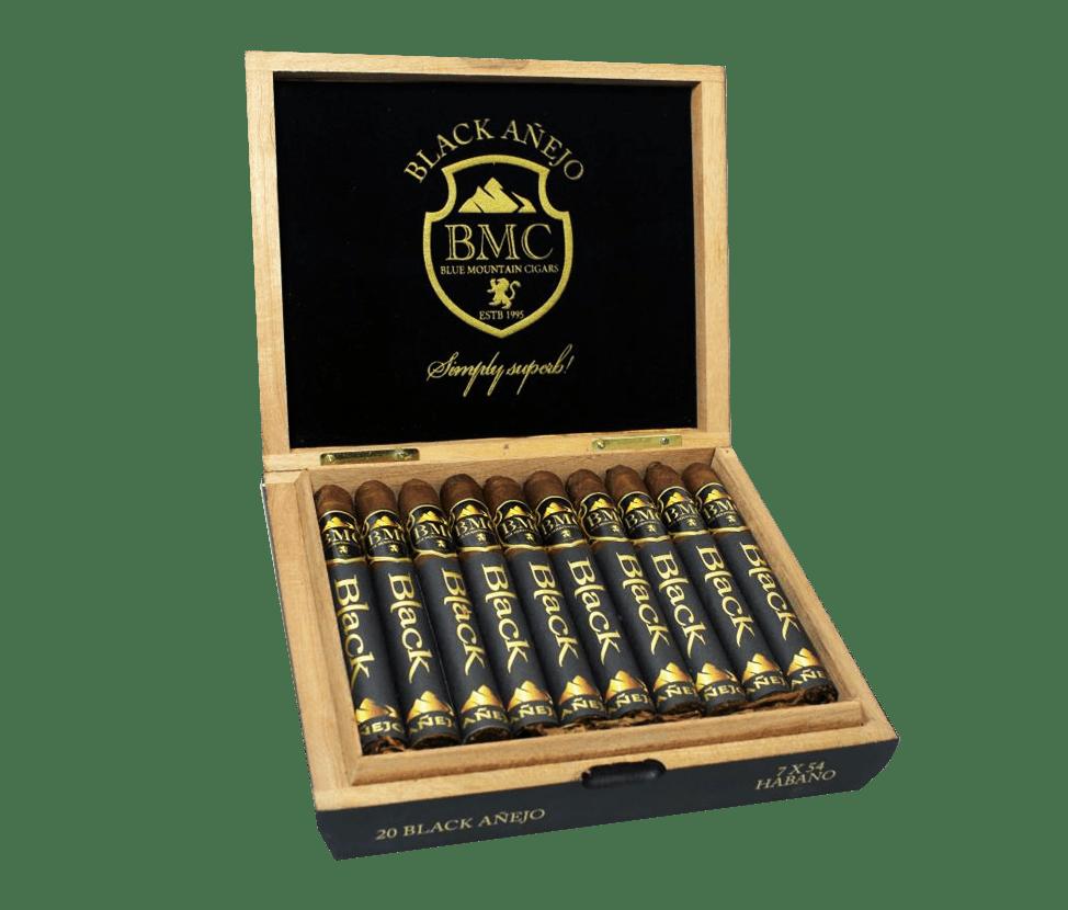 Black Añejo Box Cigar