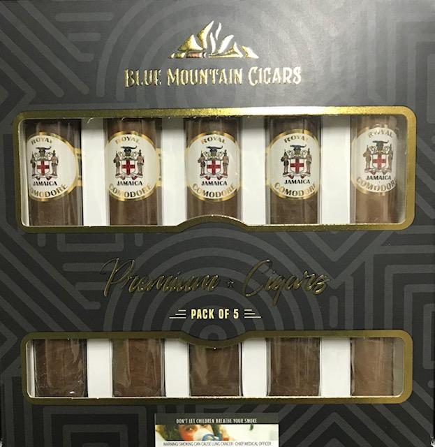 Premium Royal Comodore Box