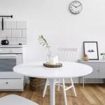 Kuchen Idee Weisse Kuche Mit Runden Dekorierten Kuchentisch