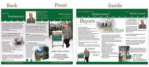 Brochure & Postcard Design Professional Graphic Design