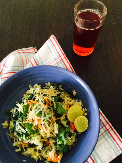 spinach-rice1