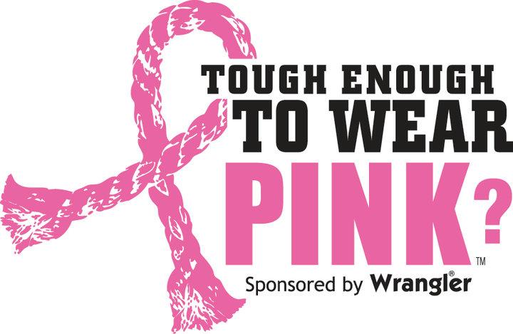 Tough Enough to Wear Pink? - Sponsored by Wrangler