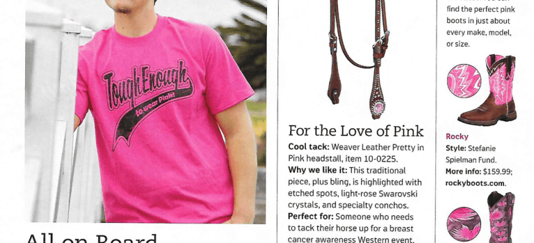 Horse & Rider Magazine Feature!