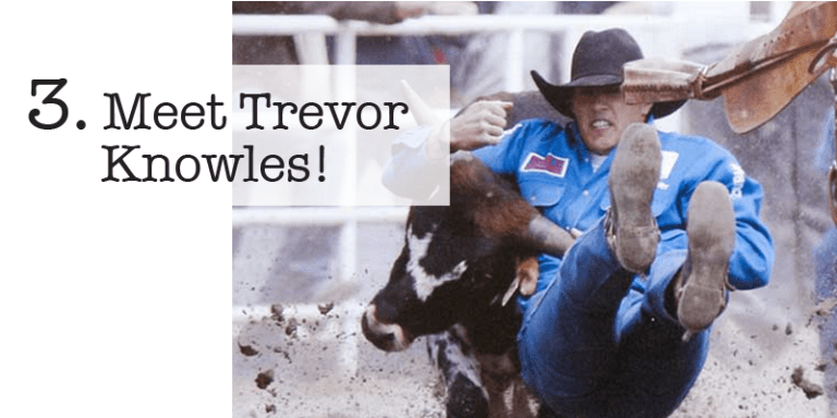 Meet Trevor Knowles