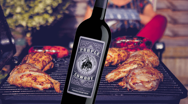 Fourth of July Grilling with Purple Cowboy Wines