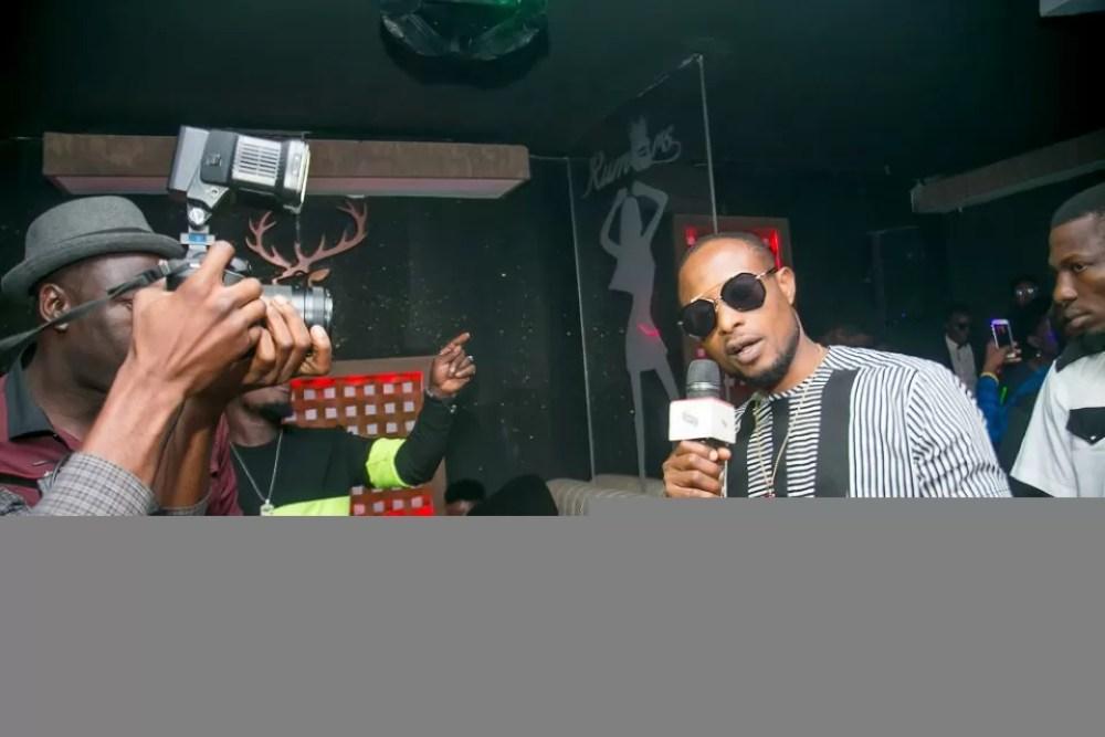 faze bithday party at club rumours vi Faze 2face Daddy Shoki Soma Gifty JonBig Brother Naija housemates Ese Purple crib studios Photos by kayode Ajayi Kaykluba 12