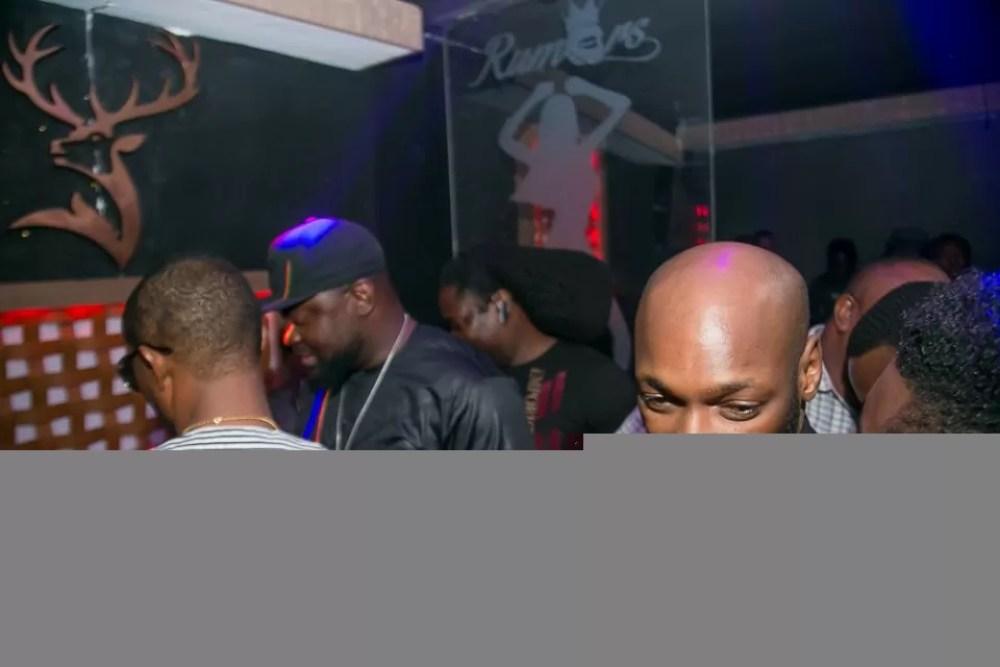 faze bithday party at club rumours vi Faze 2face Daddy Shoki Soma Gifty JonBig Brother Naija housemates Ese Purple crib studios Photos by kayode Ajayi Kaykluba 25