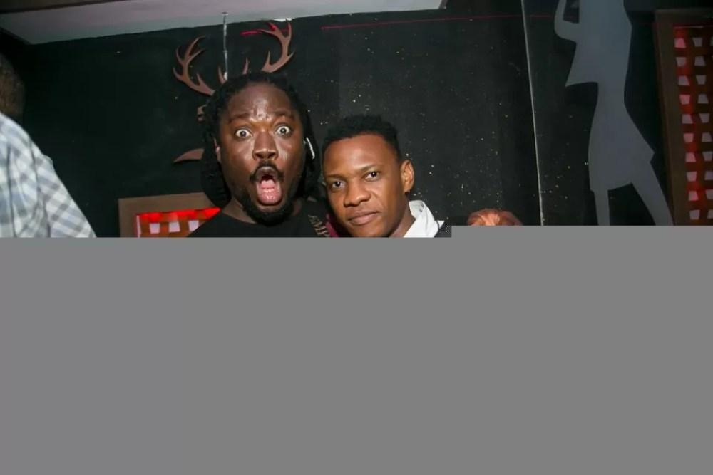 faze bithday party at club rumours vi Faze 2face Daddy Shoki Soma Gifty JonBig Brother Naija housemates Ese Purple crib studios Photos by kayode Ajayi Kaykluba 58