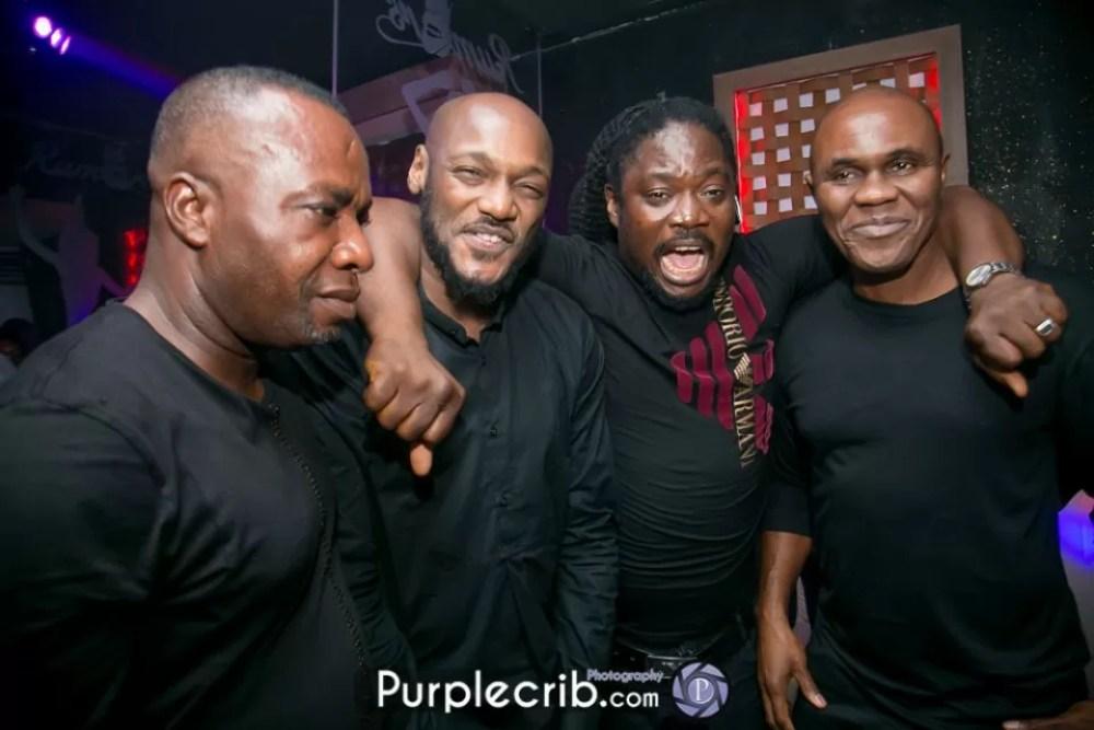 faze bithday party at club rumours vi Faze 2face Daddy Shoki Soma Gifty JonBig Brother Naija housemates Ese Purple crib studios Photos by kayode Ajayi Kaykluba 62