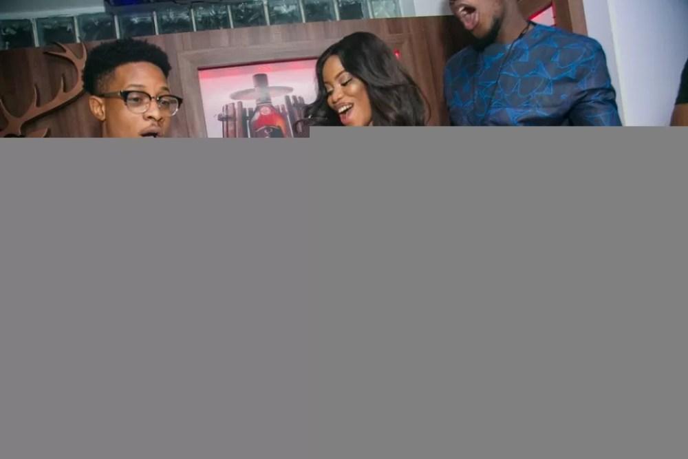 faze bithday party at club rumours vi Faze 2face Daddy Shoki Soma Gifty JonBig Brother Naija housemates Ese Purple crib studios Photos by kayode Ajayi Kaykluba 8 2