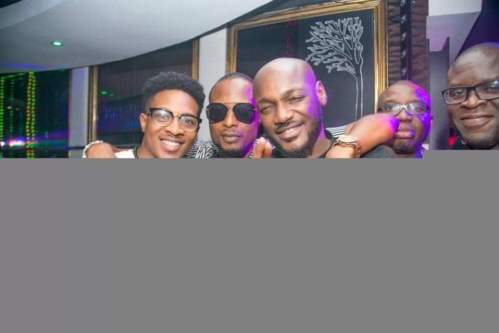 faze bithday party at club rumours vi Faze 2face Daddy Shoki Soma Gifty JonBig Brother Naija housemates Ese Purple crib studios Photos by kayode Ajayi Kaykluba 97