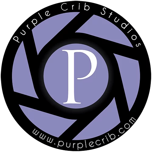 Purple crib logo