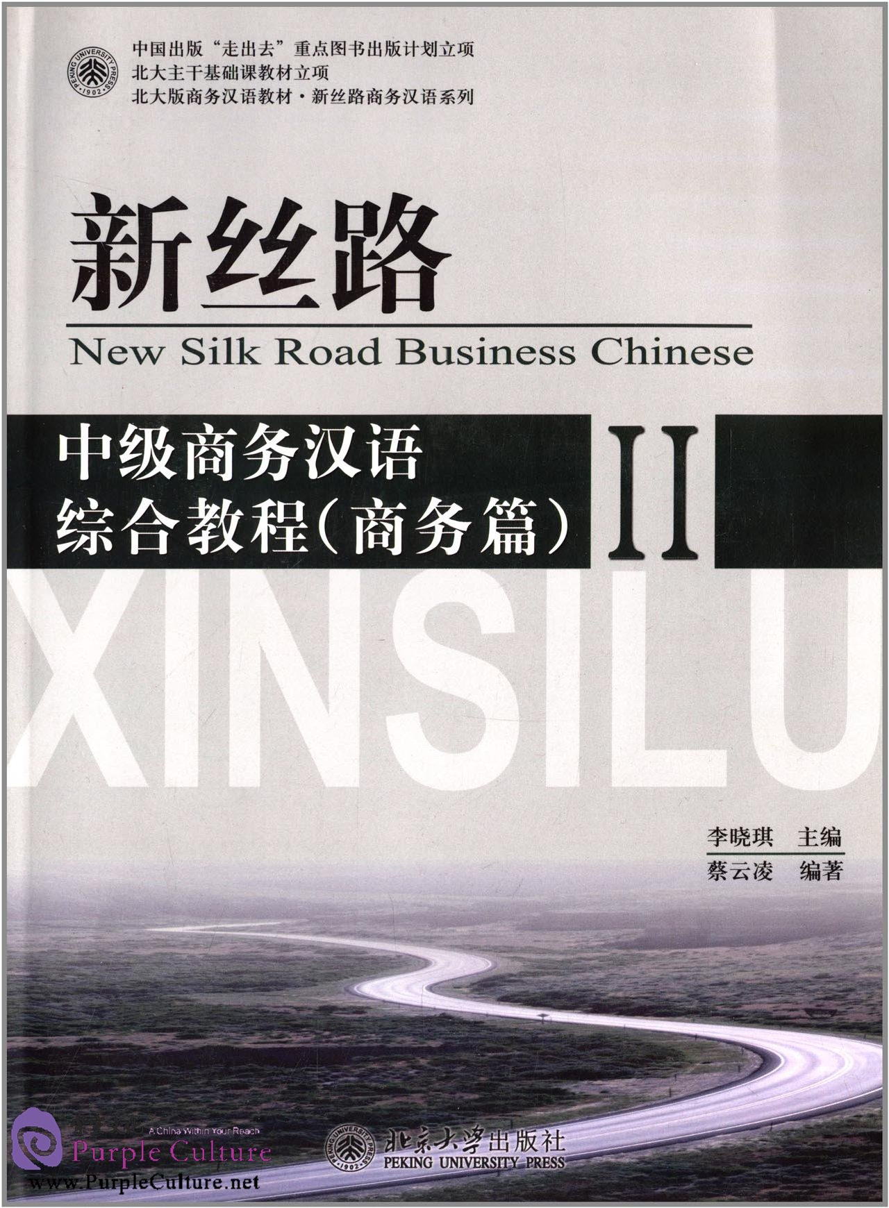 New Silk Road Business Chinese