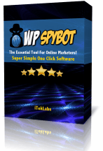 WordPress Spionagewaffe – WP SpyBot
