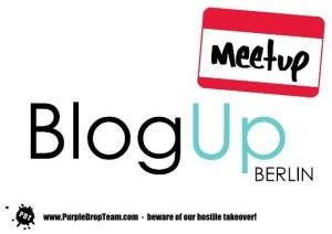 BlogUp Berlin Treffen im Januar