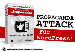Propaganda Plugin für WordPress