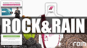 Rock & Rain – Marketingwaffen für RAIN International verfügbar