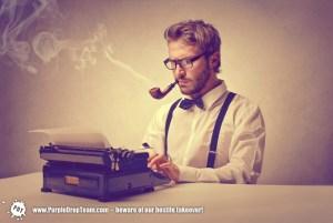 16 lila Ideen für Blog-Beiträge