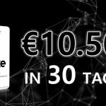 Wie du mit AVALO-energy in 30 Tagen 10.500 Euro verdienst!
