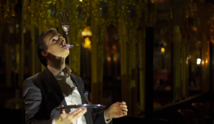 Florian Brooks | Champagne at Hotel Cafe Royal